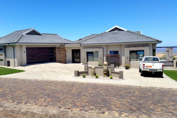 Quaility residential construction by building contractor GS Construction Mossel Bay Western Cape