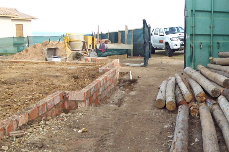 Properly organised work is part of the GS Construction services strategy - Mossel Bay